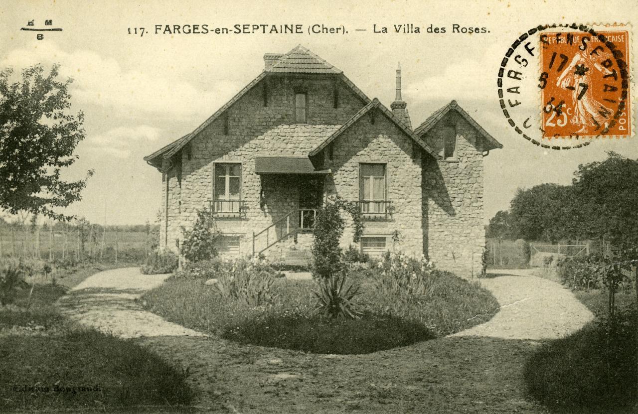 Farges-en-Septaine