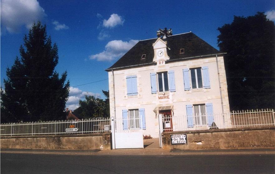 Mairie avant 2000