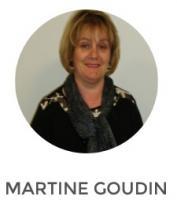 Martine Goudin