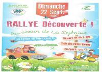 Rallye decouverte 2