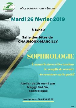 Sophrologie seniors chaumoux marcilly